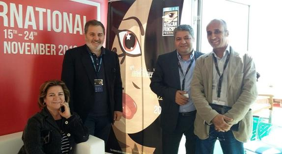 Cooperation Protocol between Luxor African Film Festival (LAFF) and RomAfrica Film Festival (RAFF) during Cannes Festival 2016